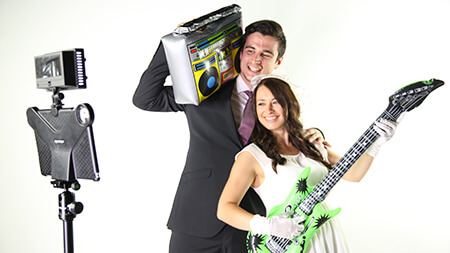 Hochzeit Fotbox mieten